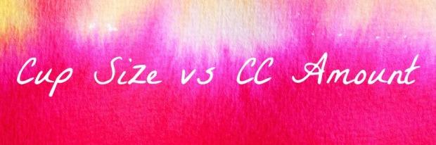 cc amount